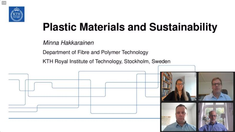 Plastic materials and sustainability